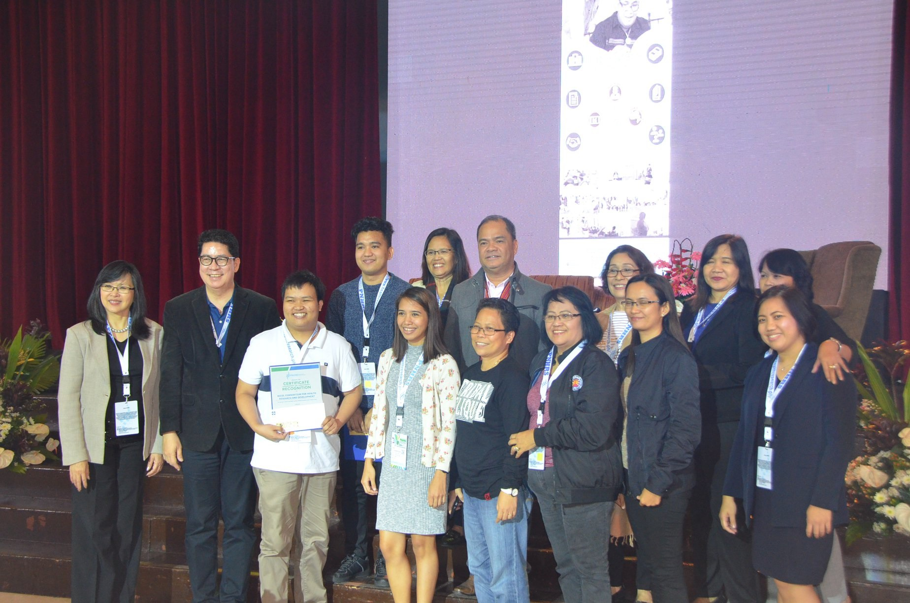 BCHRD bagged 2nd Place in Best Consortium Poster