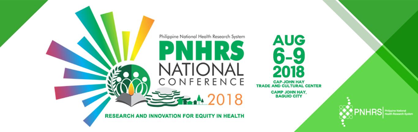 2018 PNHRS