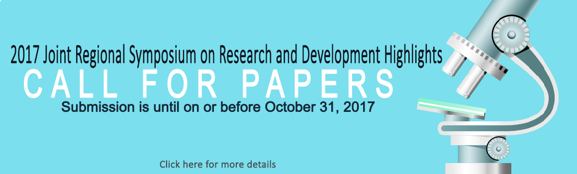 Call for Papers 2017 JRSRDH